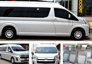 รถตู้ VIP 9-14 ที่นั่ง