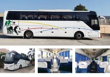 รถบัส Yutong 43 ที่นั่ง